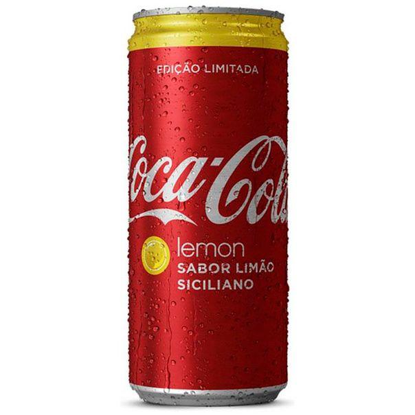 Refrigerante-Coca-Cola-Limao-Lata-310ml-Edicao-Limitada