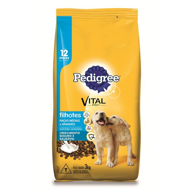 Alimento-para-Caes-Pedigree-Filhote-Racas-Medias-3kg