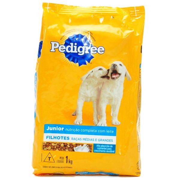 Alimento-para-Caes-Pedigree-Filhote-Racas-Medias-1kg