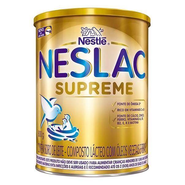 Composto-Lacteo-Neslac-Supreme-800g
