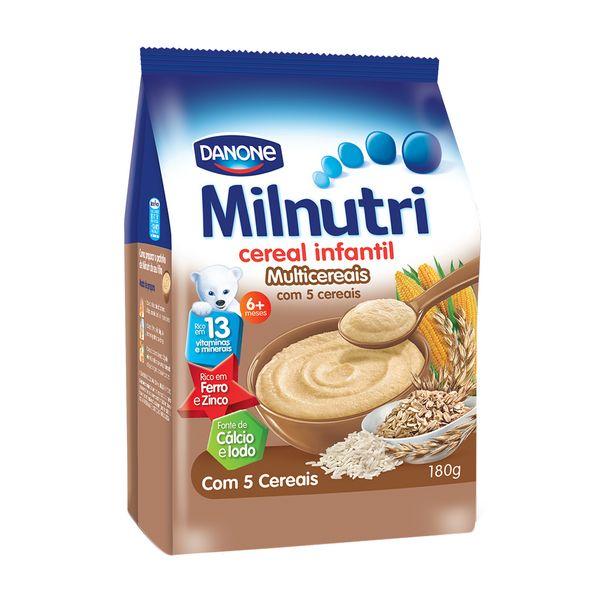 Cereal-Infantil-Multicereais-Milnutri-180g