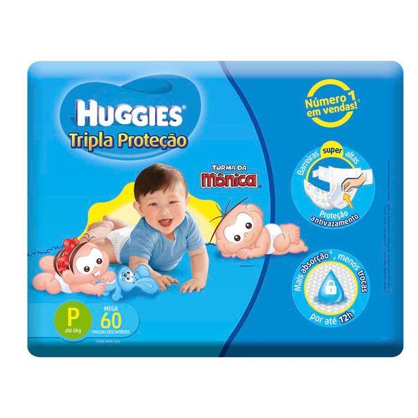 Fralda-Huggies-Turma-Da-Monica-Total-Protecao-Mega-P-com-60-Unidades