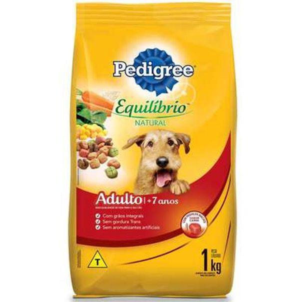 Alimento-para-Caes-Pedigree-Equilibrio-Natural---7-Anos-1kg