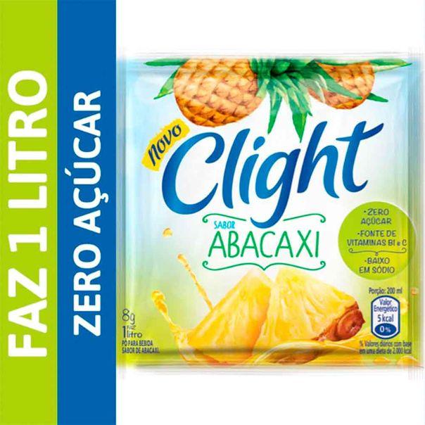 Refresco-em-Po-Clight-Abacaxi-8g
