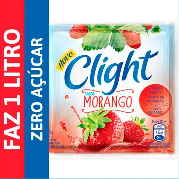 Refresco-em-Po-Clight-Morango-8g