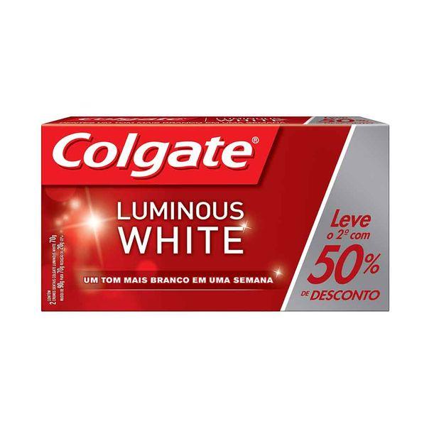 2-Creme-dental-Colgate-Luminous-White-70g-Leve-2-com-50--de-desconto