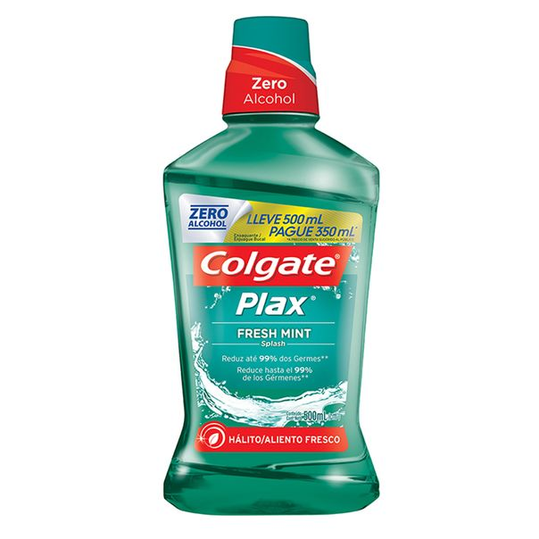 Enxaguante-Bucal-Plax-Colgate-Fresh-Mint-Leve-500ml-Pague-350ml