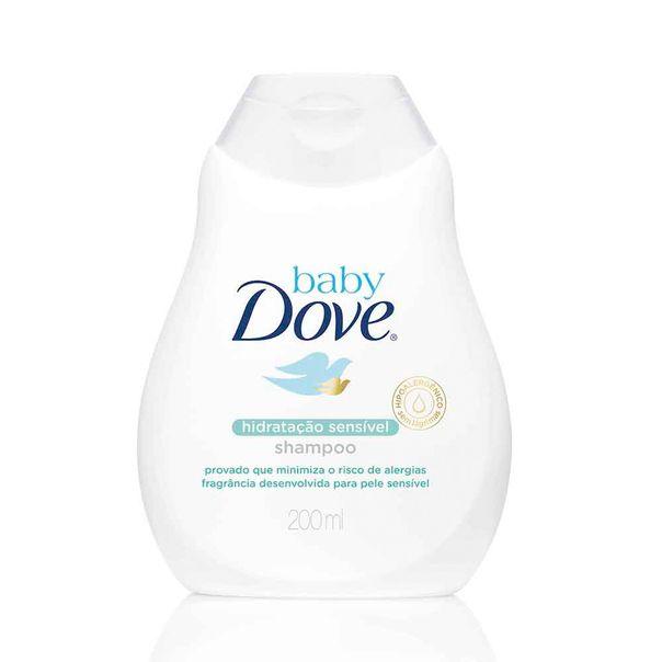 Shampoo-Dove-Baby-Hidratacao-Sensivel-200ml