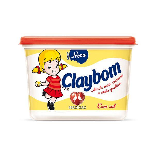 Margarina-Cremosa-Claybom-com-Sal-500g