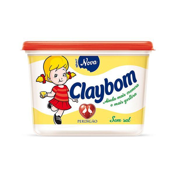 Margarina-Cremosa-Claybom-sem-Sal-500g