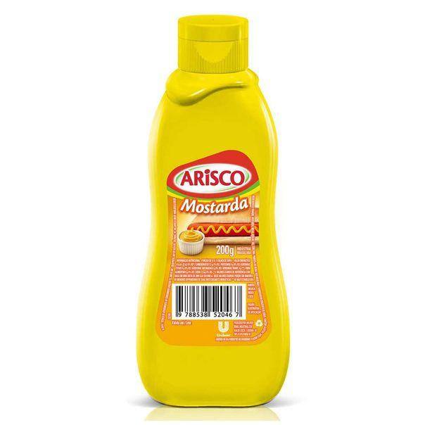 Mostarda-Arisco-200g