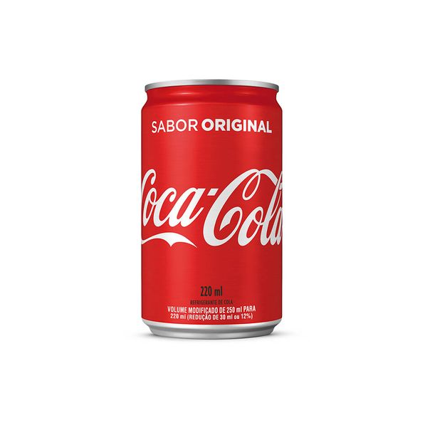 Refrigerante-Coca-cola-Mini--Lata-220ml