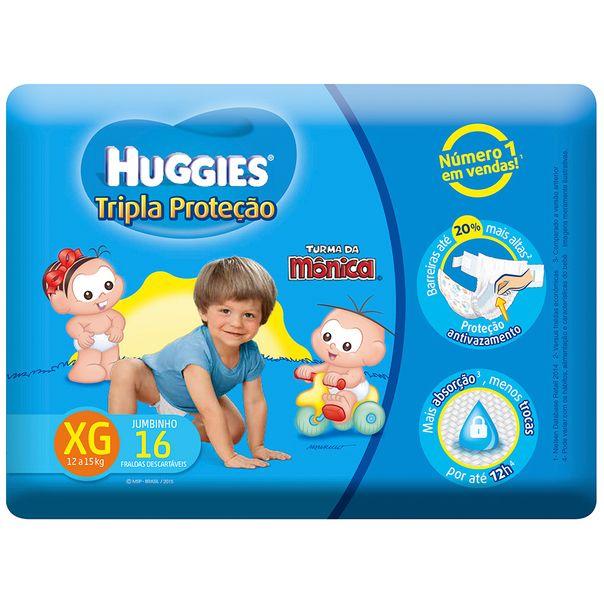 Fralda-Huggies-Turma-Da-Monica-Total-Protecao-Jumbo-XG-com-16-Unidades