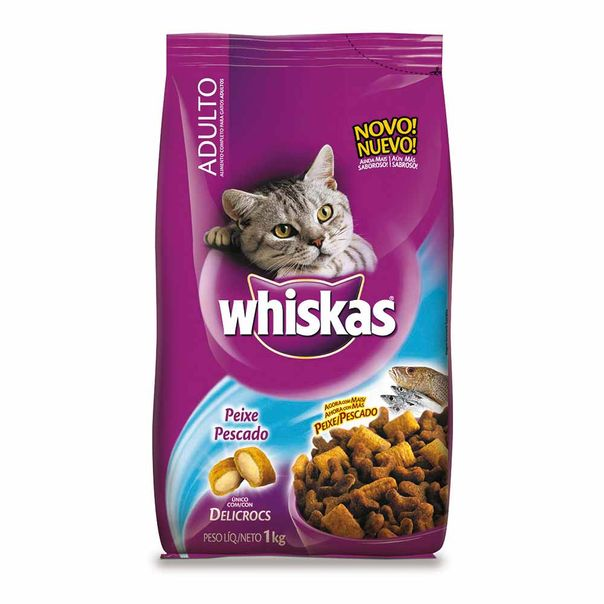 Alimento-para-Gatos-Whiskas-Peixe-500g