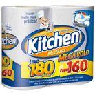 Toalha-de-Papel-Folha-Dupla-Kitchen-Leve-180-Folhas-Pague-160-Folhas