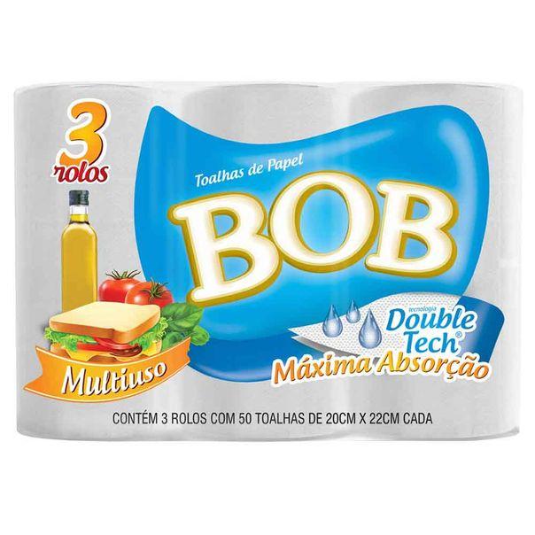 Toalha-de-Papel-Folha-Dupla-Bob-50M-com-3-Unidades