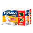 Papel-Higienico-Folha-Simples-Personal-Leve-16-Pague-15-com-30-Metros