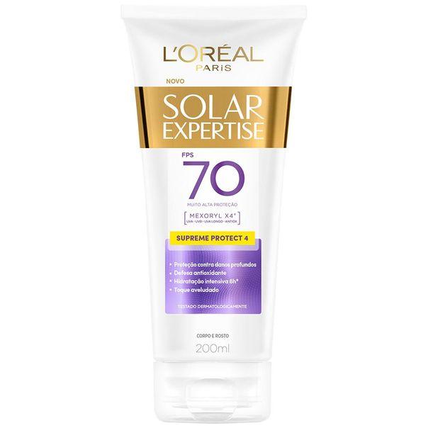 Protetor-Solar--Expertise-Supreme-L-Oreal--FPS70-200ml