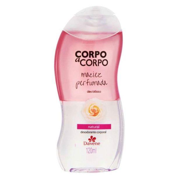 Oleo-corporal-natural-Davene-120ml