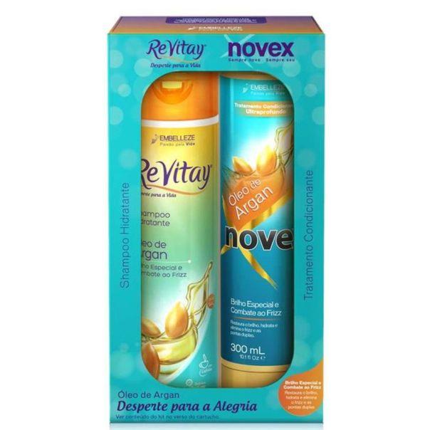 Kit-shampoo---condicionador-oleo-de-argan-Novex-600ml