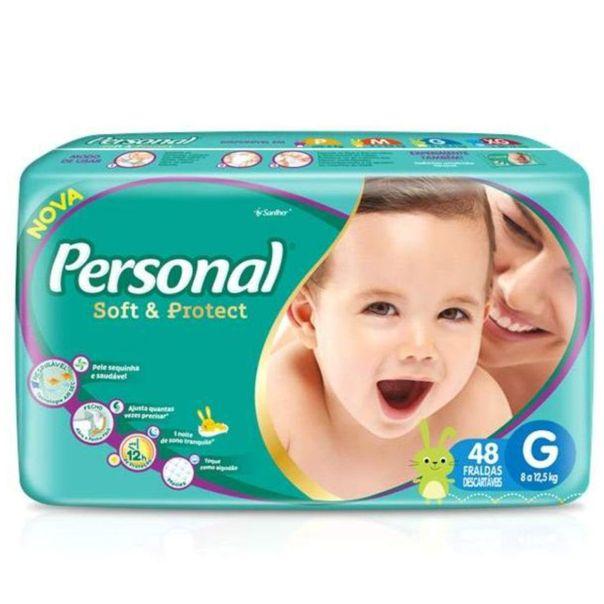Fralda-descartavel-baby-mega-tamanho-G-Personal-com-48-unidades