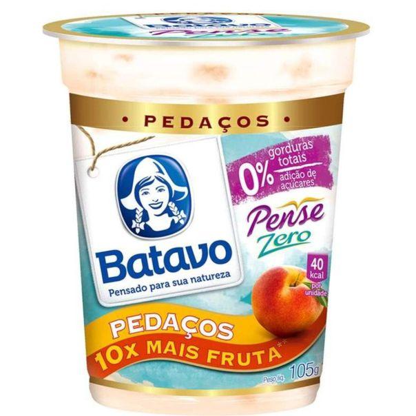Iogurte-pense-zero-com-pedacos-de-pessego-Batavo-100g