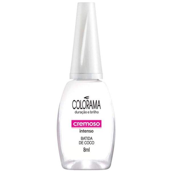 Esmalte-cremoso-intenso-batida-de-coco-Colorama-8ml
