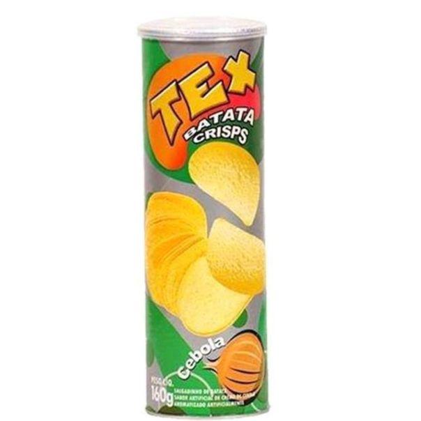 Batata-chips-creme-e-cebola-Tex-160g