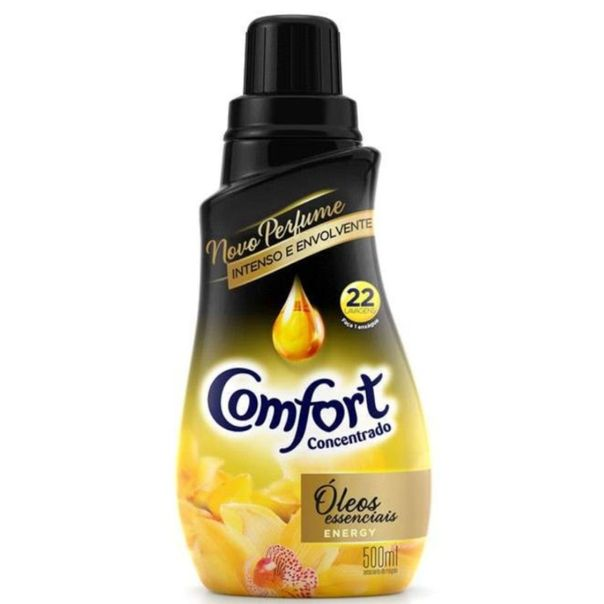 Amaciante-concentrado-oleos-essenciais-energy-Comfort-500ml