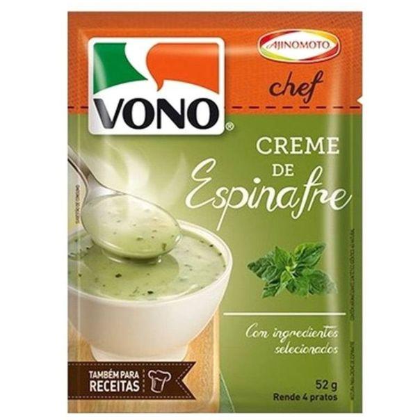 Sopa-creme-espinafre-Vono-52g
