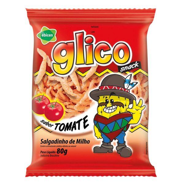 Salgadinho-de-milho-snack-sabor-tomate-Glico-80g