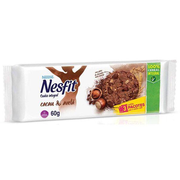 Biscoito-cookie-integral-cacau-e-avela-Nesfit-60g