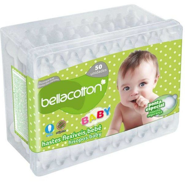 Haste-flexivel-para-bebe-50-unidades-Bellacotton