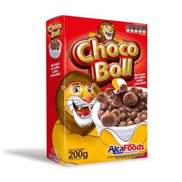 Cereal-matinal-chocoball-Alca-Foods-200g