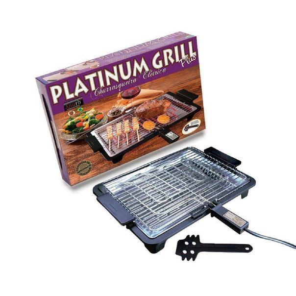 Churrasqueira-eletrica-anur-heynox-11v-Platinum-Grill-
