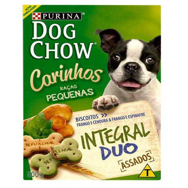 Alimento-para-caes-biscoito-dog-chow-para-caes-duo-racas-pequenas-Purina-500g