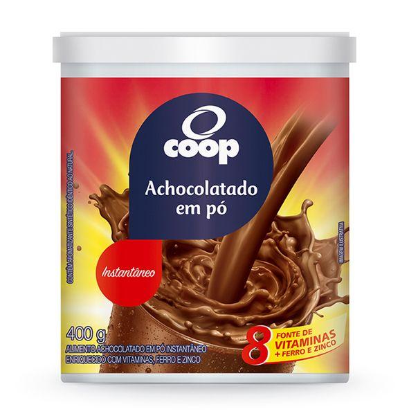 7896658404375_Achocolatado-em-po-Coop-pote---400g