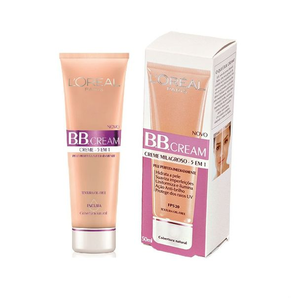 7898587775229_Base-escura-BB-Cream-L-Oreal---50ml
