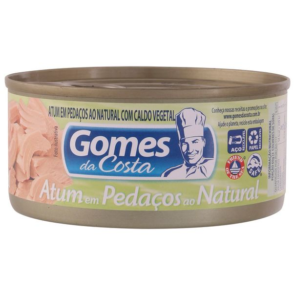 7891167011724_Atum-em-pedacos-natural-light-Gomes-da-Costa---170g