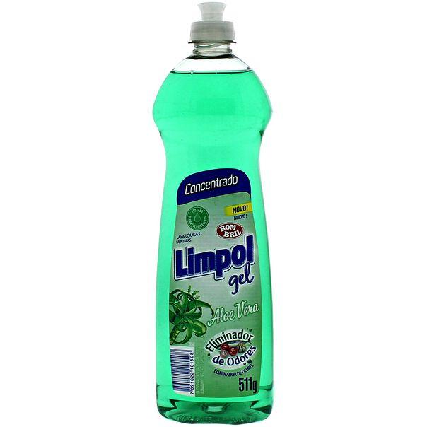 7891022101508_Detergente-gel--aloe-vera--Limpol---511g