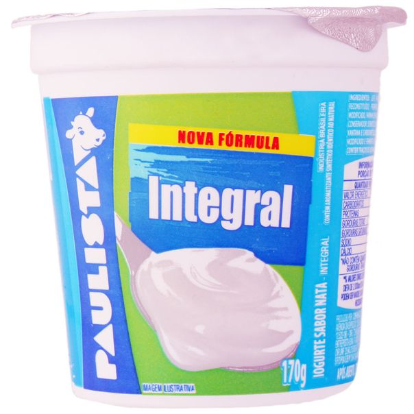 7891025422150_Iogurte-naturalural-integralegral-Paulista----170g