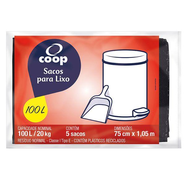 7896658404320_Saco-para-lixo-Coop-com-5-unidades---100L