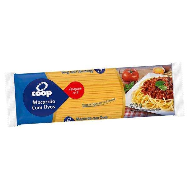 7896658402913_Macarrao-com-ovos-espaguete-Coop---500g
