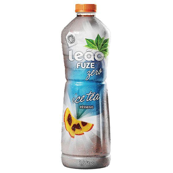 7891098000774_Cha-pessego-Zero-Ice-Tea-Leao-pet---1.5L