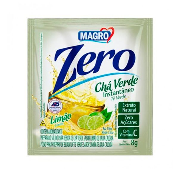 7896292050655_Cha-verde-zero-magro-limao-Lowcucar---8g