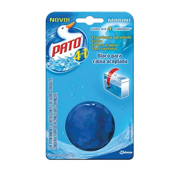 7894650002513_Desodorizador-sanitario-com-caixa-acoplada-liquido-marine-Pato---40g