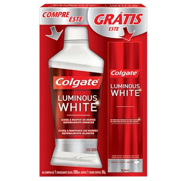 7891024027752_Enxaguante-bucal-Colgate-Luminous-White-gratis-creme-dental
