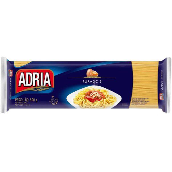 7896205788057_Macarrao-com-ovos-furado-Adria---500g