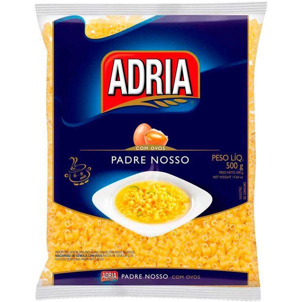 7896205788187_Macarrao-com-ovos-padre-nosso-Adria---500g