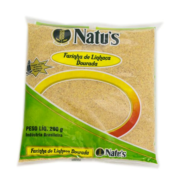 7896194402002_Farinha-de-linhaca-Dourada-Natus---200g